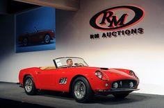 1962 Ferrari 250 GT short-wheelbase California Spyder