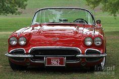 ✮ 1962 Corvette Just like Dads♡♡♡♡ My Dream Car, Dream Cars, Convertible, 1962 Corvette, Little Red Corvette, Classic Corvette, Cabriolet, Chevrolet Cruze, Us Cars