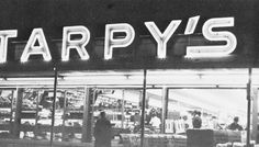 Tom Tarpy's Market from the 1970 Norwester yearbook. They were located at 2140 Tremont Center, in the same spot where Huffman's Market currently resides. Upper Arlington, Retail Signs, Ohio Map, Ol Days, Columbus Ohio, Good Ol, Back Home, Ua, Childhood Memories
