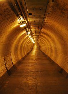 Greenwich Foot Tunnel London