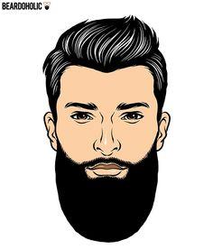 The Lumberjack Beard In Short Beard Styles Types Of Beard Styles, Faded Beard Styles, Long Beard Styles, Types Of Beards, Hair And Beard Styles, Short Styles, Thin Beard, Beard Fade, Short Beard