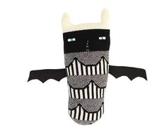 There's not a fang to be afraid of about this little bat. #etsy #etsykids