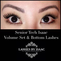 d97a709e416 Who said you can only do extensions for your top lashes? Never enough  eyelashes!