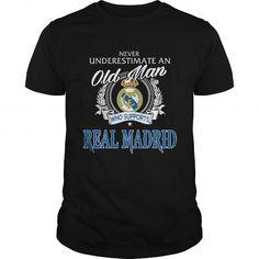 I Love Real Madrid Shirts & Tees