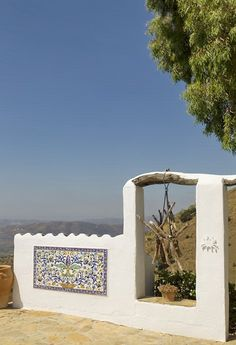 WEEKEND ESCAPE: A SPANISH FINCA IN ANDALUCIA   THE STYLE FILES