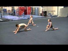 Great Gymnastics warm up