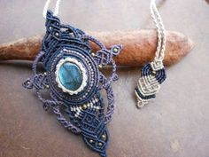 My works and blog - silver jewelry,macrame accessory, hand made crafts