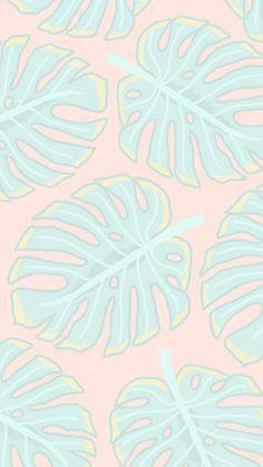 Iphone Wallpaper Tropical, Leaves Wallpaper Iphone, Simple Iphone Wallpaper, Iphone Wallpaper Vsco, Cartoon Wallpaper Iphone, Apple Watch Wallpaper, Cute Wallpaper For Phone, Cute Wallpaper Backgrounds, Aesthetic Iphone Wallpaper
