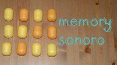 Vers 2 ans, les enfants peuvent commencer à jouer au memory, ce jeu qui consiste à retourner des cartes deux par deux pour faire des paires. Ce jeu est parfait pour développer la mémoire visuelle. Mais pourquoi ne pas développer la mémoire sonore en fabriquant un memory sonore comme 3 macarrons ? Instructions Vous pourrez utiliser (un nombre pair de) contenants identiques comme des oeufsKinder, des pots de yaourt... Remplissez deux contenants avec les mêmes objets ...