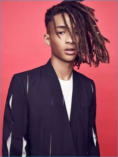 Jaden Smith is front and center for a new Variety photo shoot.