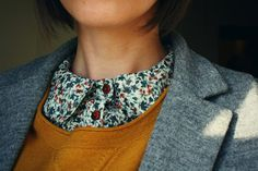 I need a floral shirt. Kate Miss of For Me, For You. Look Fashion, Winter Fashion, Womens Fashion, Floral Fashion, Fashion Colours, Mode Style, Style Me, Kate Miss, Hipster