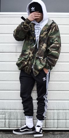 Army Jackets #StyleMadeEasy