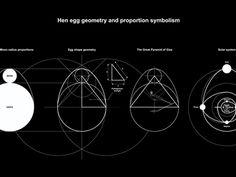Egg: geometry, proportion, symbolism by Jan Zabransky