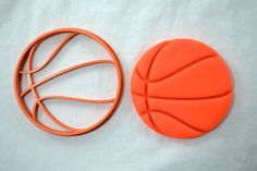 Basketball Cookie Cutter CHOOSE Your OWN by TheCookieCutterLady