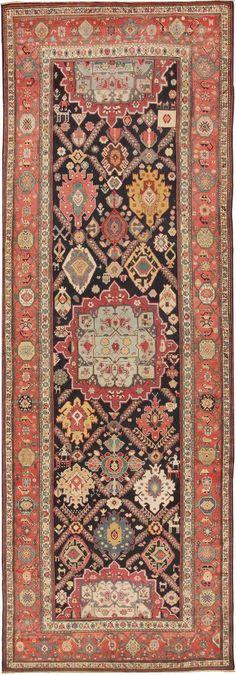 Antique Karabagh rug, Caucasus