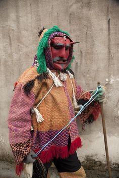 https://flic.kr/p/jMwGsc | Caretos de Ousilhao, Tras os Montes, Portugal | Fiesta de San Esteban, 26 de Enero del 2013
