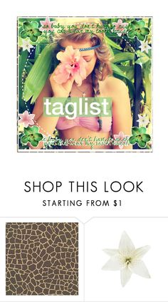 """""""∘ tag list ∘"""" by princess-gabxy ❤ liked on Polyvore featuring beauty, Clips and gabyyysiconsss"""