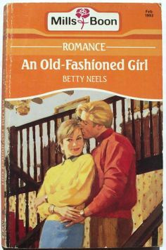 vintage mills and boon - Google Search
