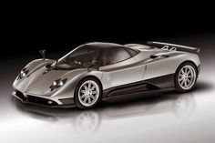The #Pagani  #Zonda F is a special edition car that is a perfect blend of all amazing features that a sports car should possess. It has an amazing zoom range from 0 to 60 mph in a matter of 3.6 seconds. This amazing sports car is designed to achieve a top speed of 214 mph / 345 kph. The 7.3 liter engine is capable of generating a whopping 620 bhp of pulsating power.