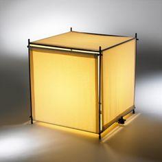 Table Lamp,Howard Miller Clock Company, Designed by Irving Harper, 1952