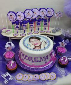 Violetta Disney Candy Bar by Violetta Glace