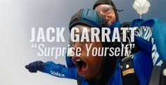 """Watch the official video to Jack Garratt 's latest single """"Surprise Yourself"""", featuring fans overcoming their personal fears."""