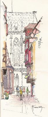 Urban Sketchers Portugal - Beiras