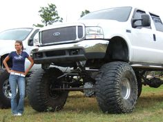 lifted super duty