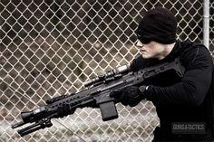DRD 308 win. Tactical Training, Guns, Weapons Guns, Revolvers, Weapons, Rifles, Firearms
