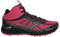Outside Magazine's Best Running Shoes of Winter 2012: Saucony ProGrid Outlaw. Favorite foul-weather shoe. $110.
