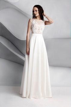 Znalezione obrazy dla zapytania suknia ślubna z długim rękawem sprzedam