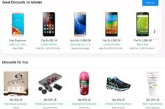 Flipkart Big Shopping Days Offers: Great Offers on Original Products - Couponscenter