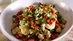 Receita de Salada de ovas. Descubra como cozinhar Salada de ovas de maneira prática e deliciosa!