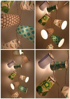 aus alt mach neu basteln mit kindern pinterest aus alt mach neu lichterkette basteln und. Black Bedroom Furniture Sets. Home Design Ideas