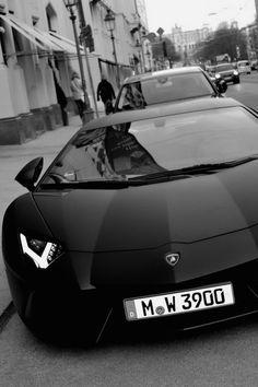 Lamborghini Aventador...