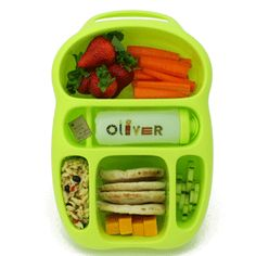 Goodbyn lunchbox @ Biome look awesome and they come with a load of stickers so the kids can truly claim it as their own lol