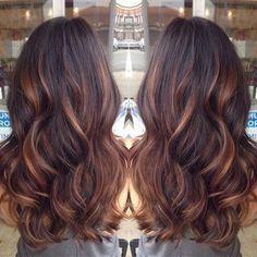 Warna Highlight yang Paling Bagus untuk Rambut Hitam | Fashion | beautynesia