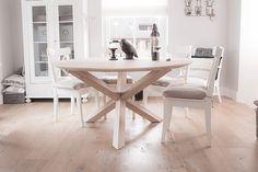 Ronde Eethoek Tafel : Beste afbeeldingen van ronde eettafel dining room dining