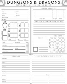 Dungeons And Dragons 5e, Dungeons And Dragons Homebrew, Tabletop Rpg, Tabletop Games, Character Sheet Writing, Dragon Rpg, Pathfinder Rpg, Dnd Monsters, Sword And Sorcery