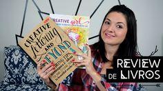 Review de Livros: Creative Lettering e Creative Girl | by Aline Albino