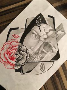 Tattoo design what i like to do