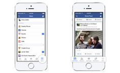 Facebook App For iOS Now Allows You To Edit Posts and Comments, Add Photos In Comments