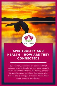 Spirituality and health - Yog Temple - Yoga School and Healing Centre Yoga Spirituality, Yoga School, Shamanism, Yoga Teacher Training, Healing, Therapy, Recovery