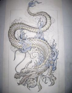 Dragon thigh peice