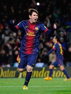 Lionel Messi Photos: FC Barcelona v Sevilla FC - La Liga