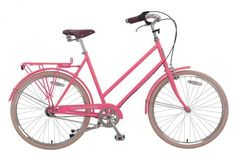 Limited Edition Pink Willow 3 Bicycle