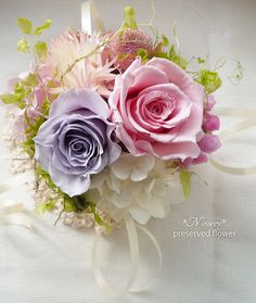 preserved flower 「夢はな」