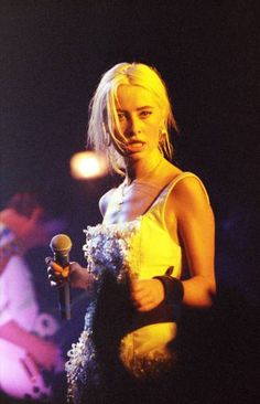 Wendy James of Transvision Vamp performs on stage at Brixton Academy on June 1991 in London, England. Get premium, high resolution news photos at Getty Images Wendy James, Transvision Vamp, Stock Pictures, Stock Photos, Brixton Academy, Pop Punk Bands, Punk Princess, Aerosmith, My Chemical Romance