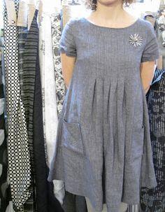 Sew Tessuti Blog - Sewing Tips & Tutorials - New Fabrics, Pattern Reviews: Pattern Review - Stylish Dress Book 1 (E)