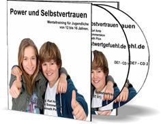 Power und Selbstwertgefühl für Teenager – Doppel CD